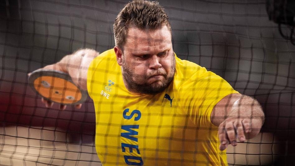 Daniel Stahl aus Schweden ist Olympiasieger