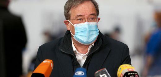CDU: Armin Laschet besteht auf Vorschlagsrecht für Kanzlerkandidatur