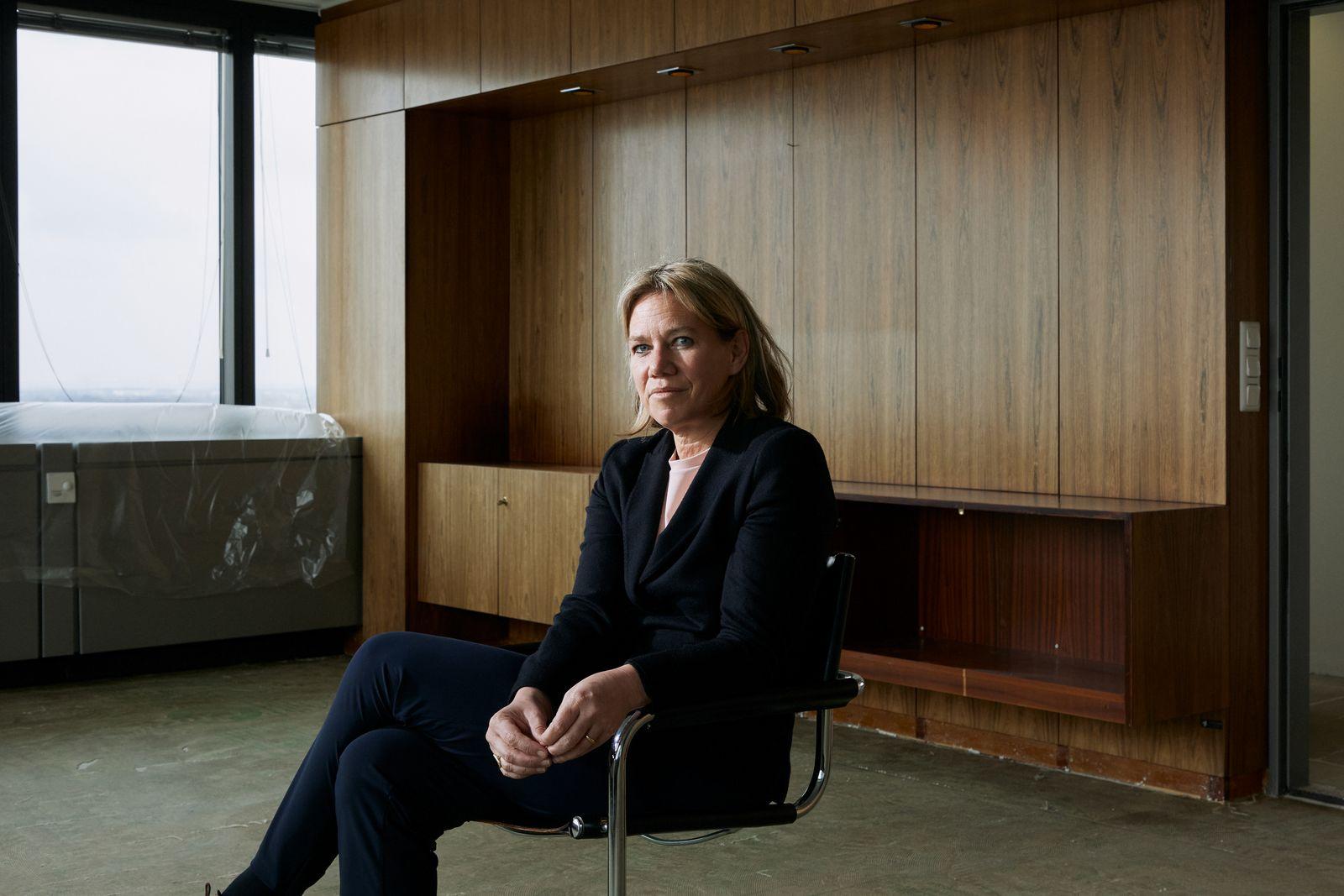 Christine Strobl für Der Spiegel