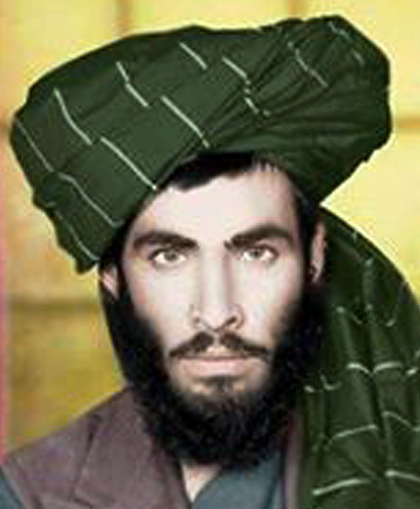 AFGHANISTAN-UNREST-TALIBAN-OMAR