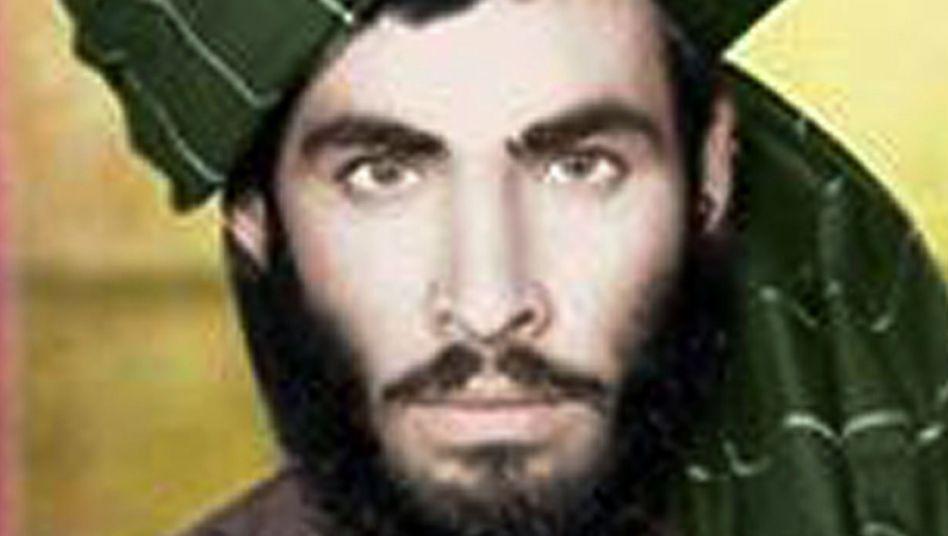 Foto von Mullah Omar - Archivbild