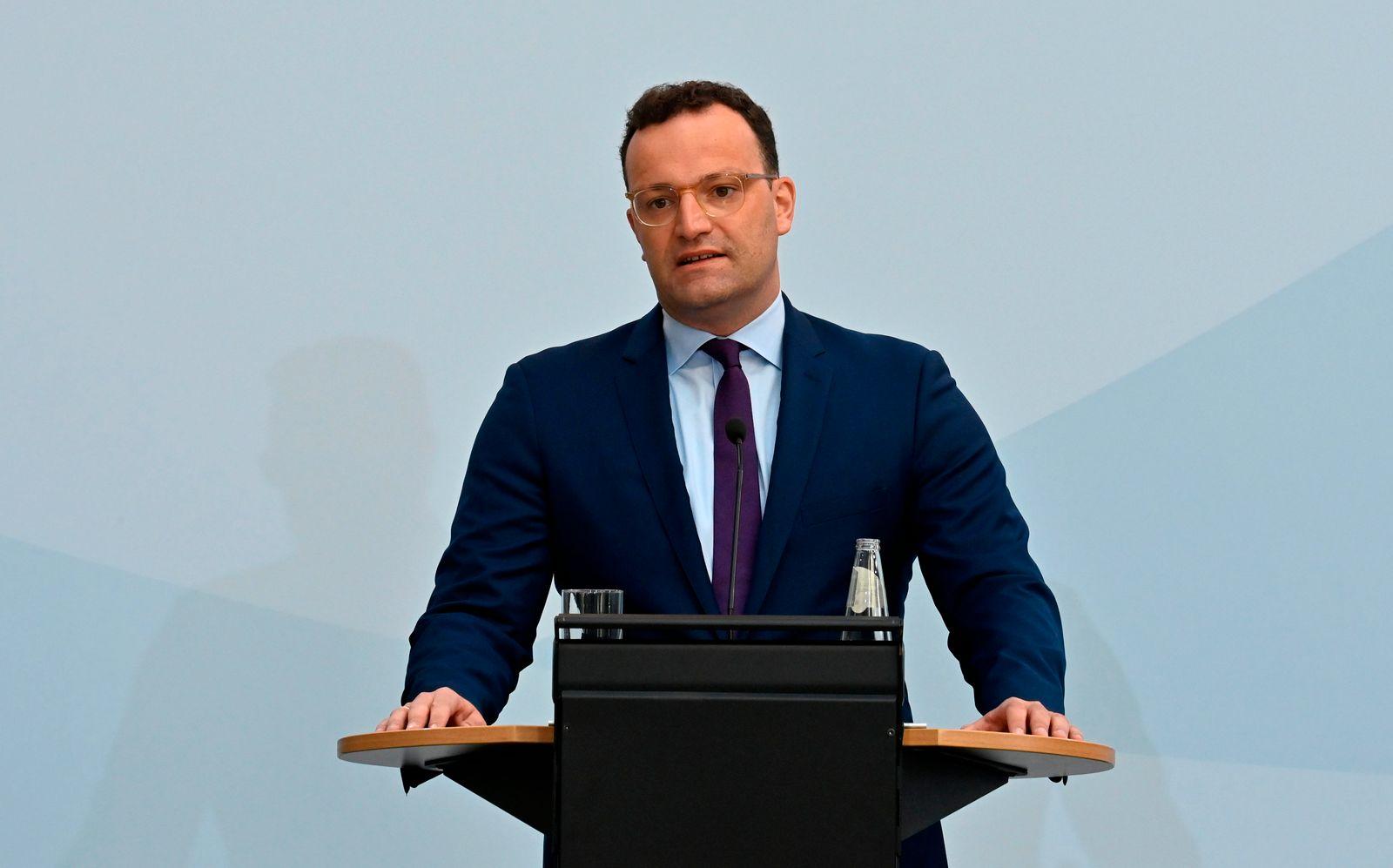 GERMANY-POLITICS-HEALTH-VIRUS