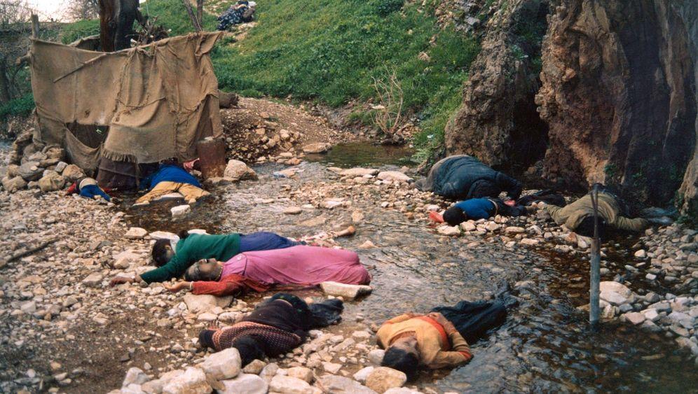 Giftgas gegen Zivilisten: Das kurdische Trauma