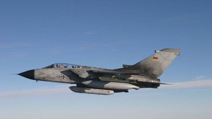 """Bundeswehr-Jets: """"Tornados"""" auf Auslandsmission"""