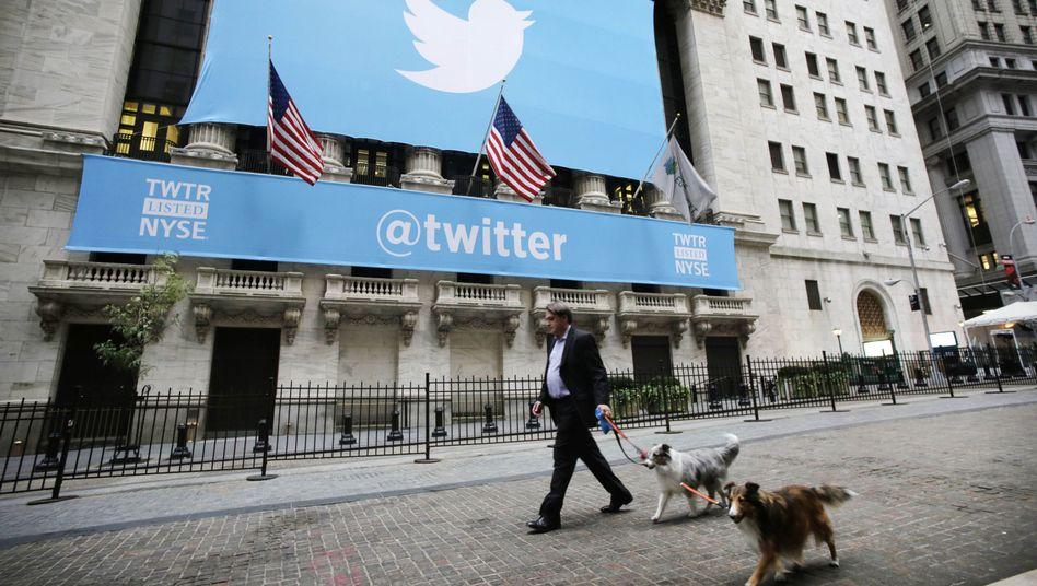 Twitter-Börsengang: Gegen alle Prognosen ein Erfolg