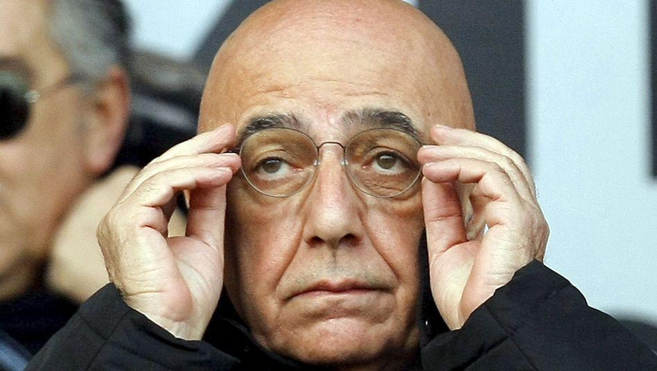 Milan-Präsident Galliani: Ermittlungen wegen diverser Delikte