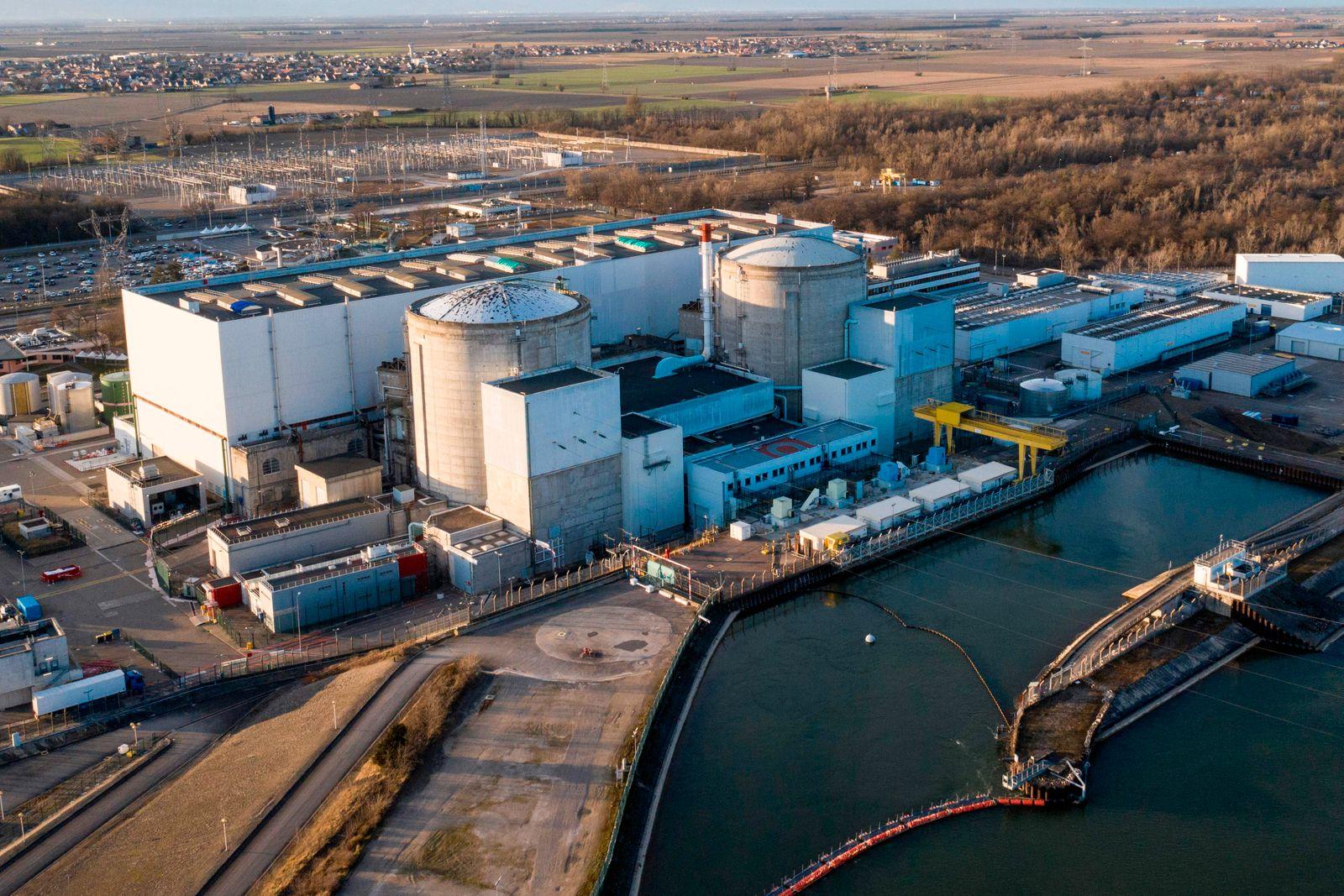 FRANCE-ENERGY-NUCLEAR