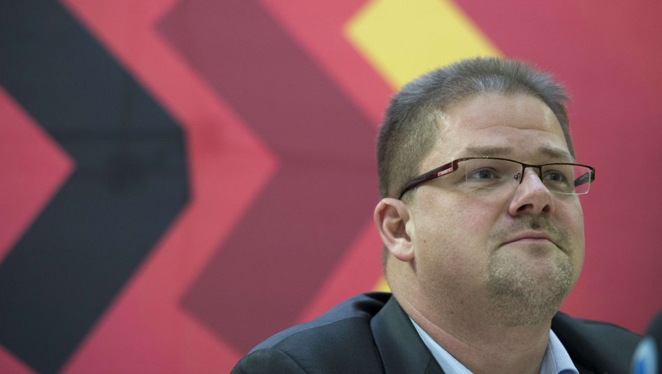 Parteichef Apfel: Rückzug aus der Parteispitze