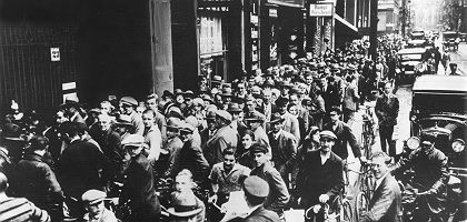 Will the current crisis be as bad as the Great Depression?