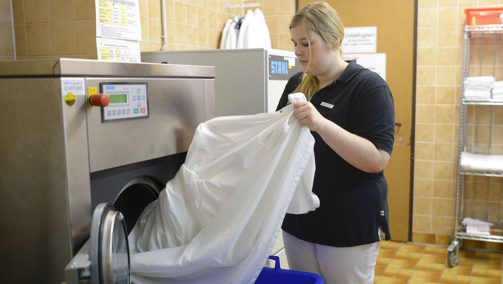 Beruf Hauswirtschafterin: Putzen in der Arbeitszeit