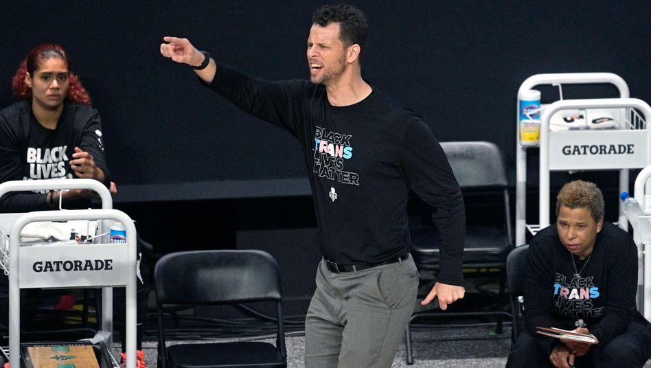 Walt Hopkins ist neuer Trainer der DBB-Frauen