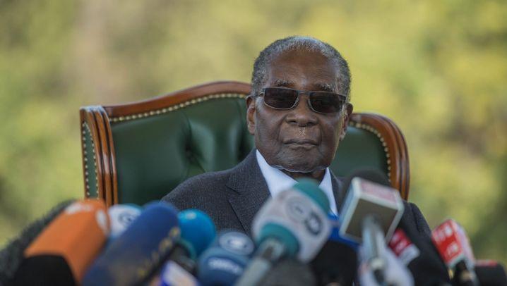 Zum Tod von Robert Mugabe: Das Leben eines Despoten