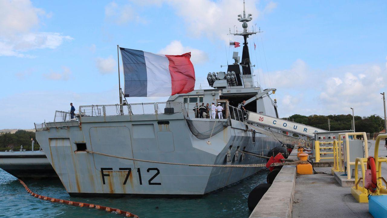Nach Konflikt mit Türkei: Frankreich zieht sich vorübergehend aus Nato-Mission zurück - DER SPIEGEL - Politik