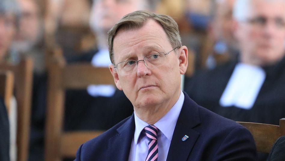 Ministerpr??sident Bodo Ramelow (Die Linke): Spezielle Interessenlage