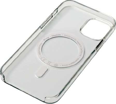 Hersteller: AppleArt: magnetische Hülle+ transparent+ voll MagSafe-kompatibel- starr und rutschig- teuer