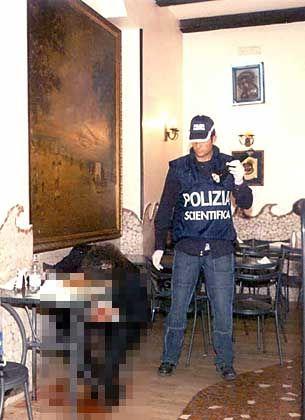 Camorra-Opfer in Neapel: Geschäfte blühen wie eh und je