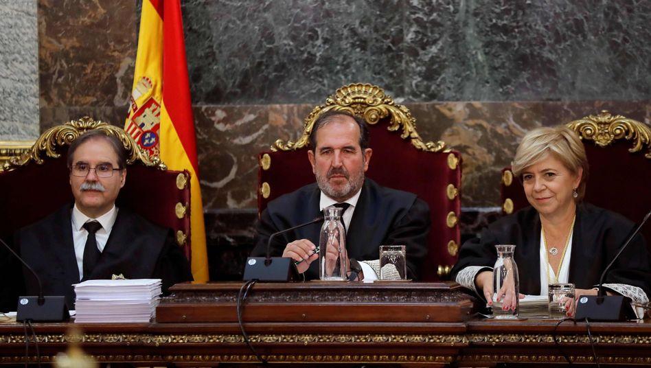 Richter am Obersten Gericht Spaniens