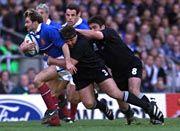 Auch das neuseeländische Rugby-Team hat sich einer bekannten Maori-Tradition verpflichtet