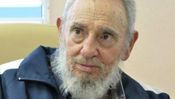 Fidel Castro (Archivfoto vom April 2013): Kein Vertrauen zu den USA