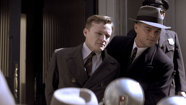 Kino-Drama über Hoover: Lasst starke Männer um ihn sein!