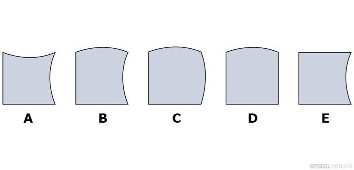 Puzzle-Aufgabe: Gesucht ist ein Quadrat