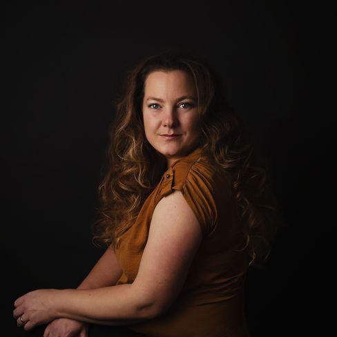Renate van Lith, 43, über ihre Bilder: »Ich will, dass sie echt, authentisch sind«