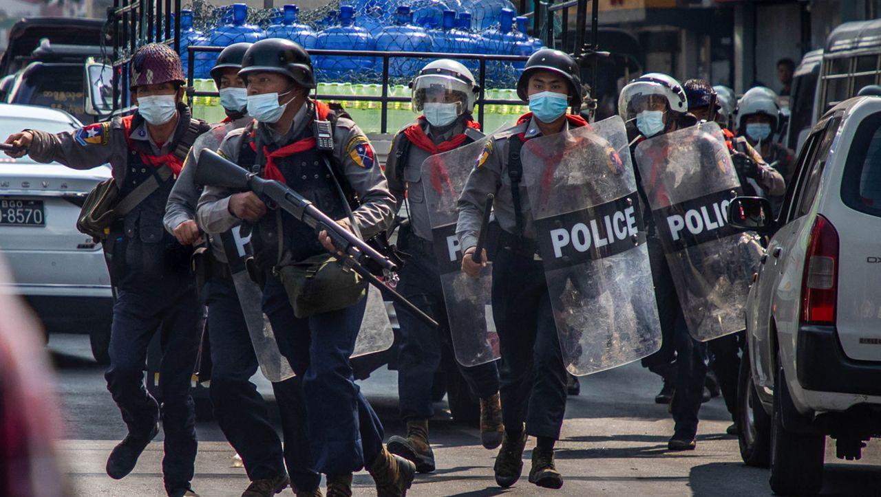 Myanmar: Militärjunta feuert Uno-Botschafter nach Kritik an Putsch - DER SPIEGEL