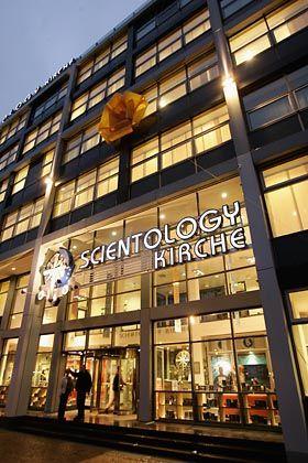 Scientology-Zentrum in Berlin