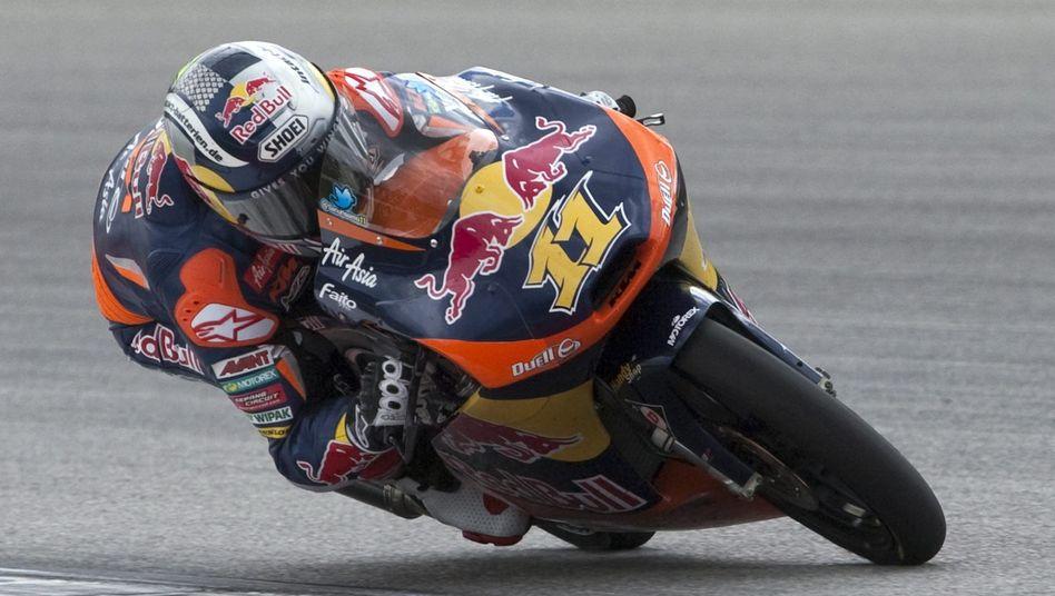 Moto3-Weltmeister Cortese: In 13 von 15 Rennen auf dem Podest