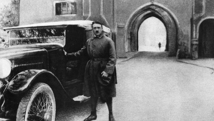 """""""Mein Kampf"""": Hitler und seine Hetzschrift"""