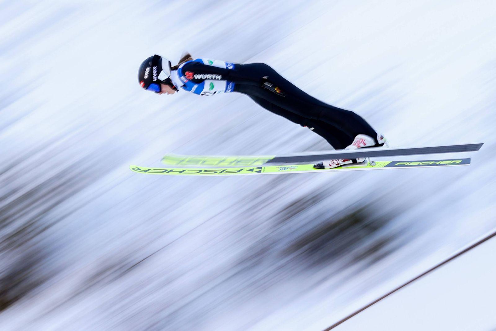 NORDIC COMBINED - FIS WC Ramsau RAMSAU,AUSTRIA,17.DEC.20 - NORDIC SKIING, NORDIC COMBINED, Ski jumping, Skispringen, Sk