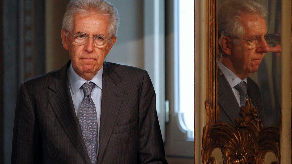 """Monti in Rom: Äußerungen von Österreichs Finanzministerin Fekter """"unangemessen"""""""
