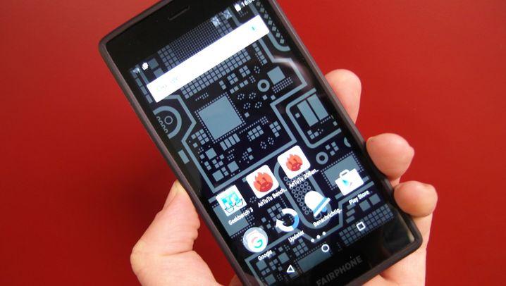Fairphone 2 im Test: Das Selbermachen-Smartphone