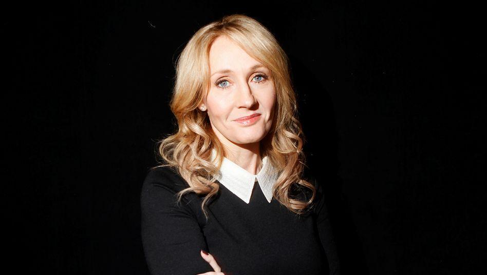 """J.K. Rowling: """"Die Verlockung, der Weiblichkeit zu entfliehen, wäre enorm gewesen"""""""