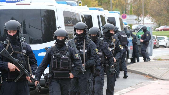 Sachsen-Anhalt: Tödliche Schüsse in Halle