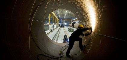 Maschinenbau in Deutschland: Hohe Einbußen in der Industrie
