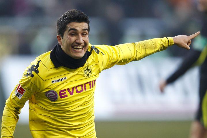 Mittelfeldspieler Sahin: Rückkehr zu Borussia Dortmund