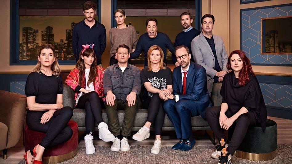 Cast von der zweiten Staffel »LOL«