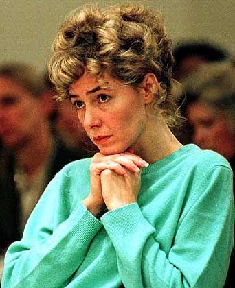 """Lehrerin Letourneau (1997 vor Gericht): """"Nimm mich mit nach Hause"""""""