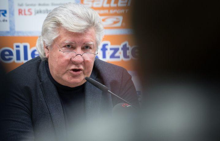 """Paderborn-Präsident Finke: """"Die Nachtruhe eingehalten"""""""