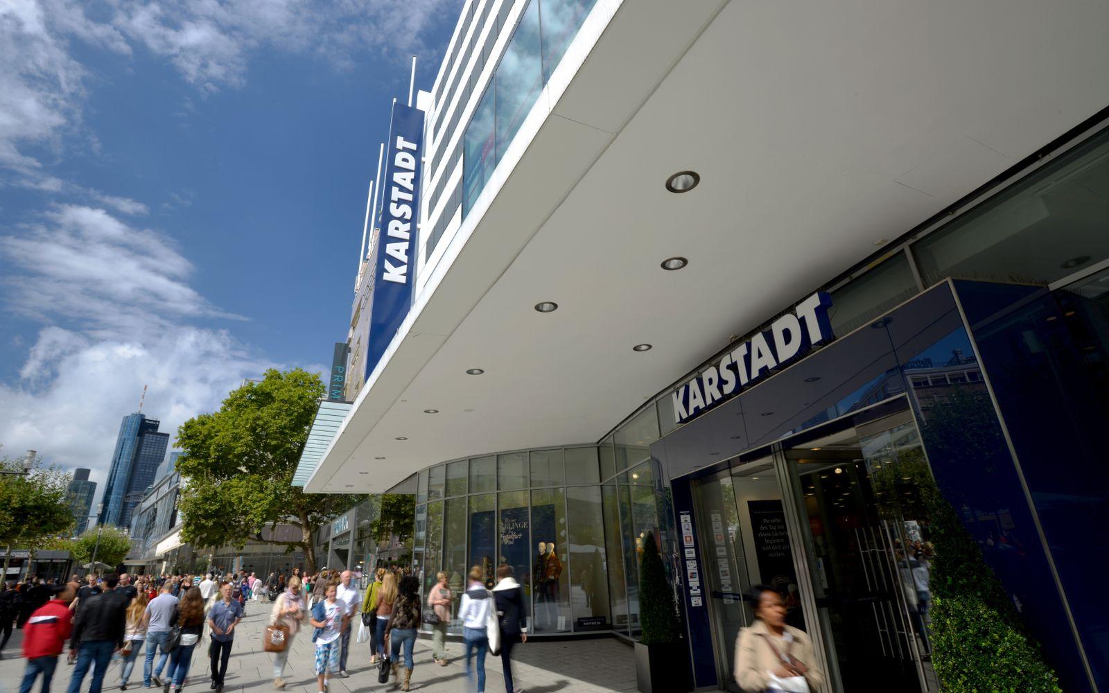 Karstadt Frankfurt Main
