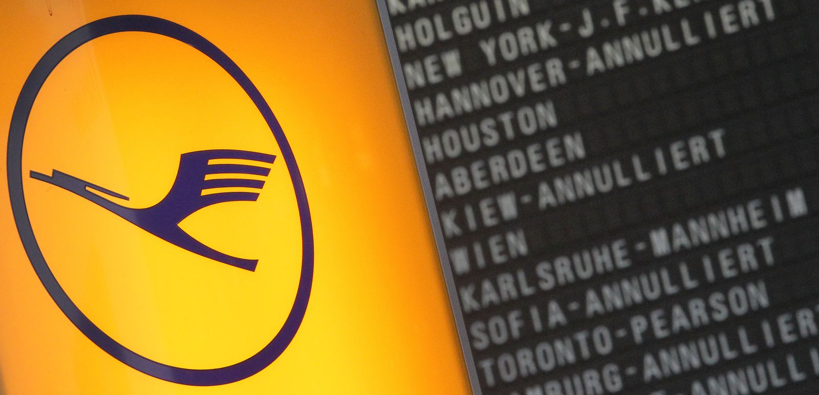 Lufthansa-Streik