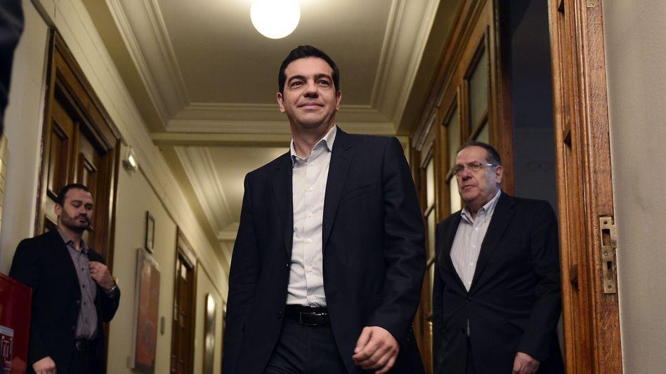 Neuer Premier Tsipras: Zurück zum alten Status Quo? Das ist keine Lösung