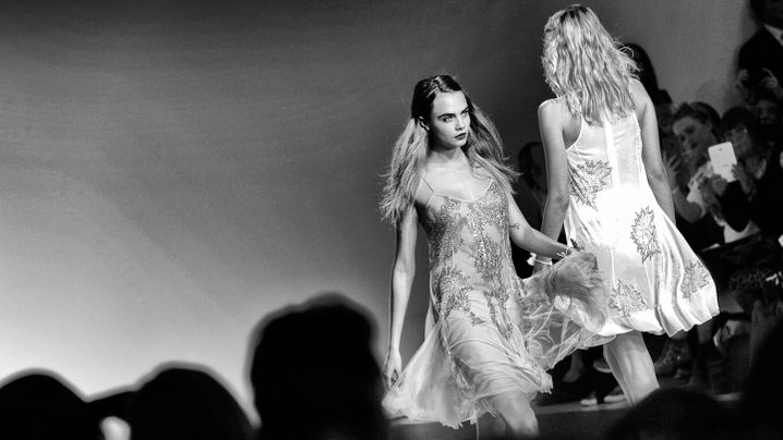 Fashion Week London: Die Promis auf und neben dem Laufsteg