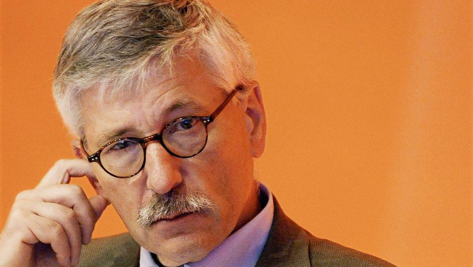 Degradierter Bundesbanker Sarrazin: Nerviger Poltergeist
