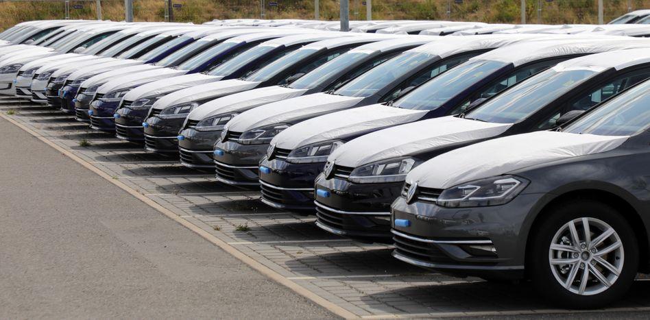 VW-Modelle (Symbolbild)