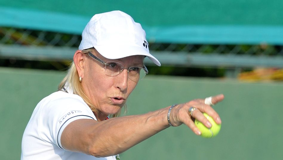Martina Navratilova
