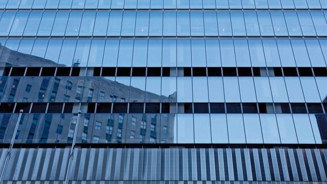 New Yorker Zentrale von Moody's