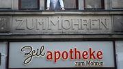 """Darf eine Apotheke """"Zum Mohren"""" heißen?"""