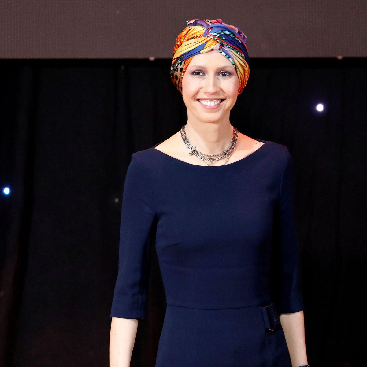 Syrien Ehefrau Von Prasident Baschar Al Assad Von Brustkrebs Geheilt Der Spiegel